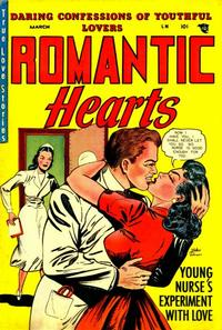 Cover Thumbnail for Romantic Hearts (Story Comics, 1951 series) #1