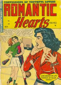 Cover Thumbnail for Romantic Hearts (Story Comics, 1951 series) #6
