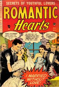Cover Thumbnail for Romantic Hearts (Master Comics, 1953 series) #3