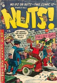Cover Thumbnail for Nuts! (Premier Magazines, 1954 series) #1