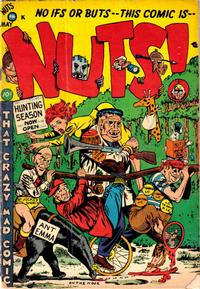 Cover Thumbnail for Nuts! (Premier Magazines, 1954 series) #2