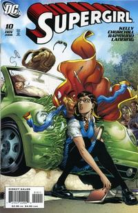 Cover Thumbnail for Supergirl (DC, 2005 series) #10 [Direct Sales]