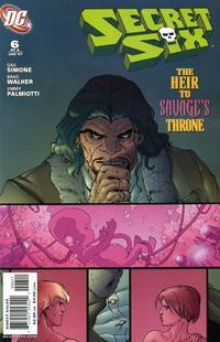 Cover Thumbnail for Secret Six (DC, 2006 series) #6