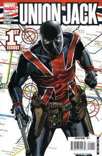 Cover Thumbnail for Union Jack (Marvel, 2006 series) #1