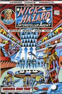 Cover Thumbnail for Nick Hazard (Harrier, 1988 series) #1
