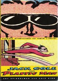 Cover Thumbnail for Jack Cole and Plastic Man Forms Stretched to Their Limits (Chronicle Books, 2001 series)