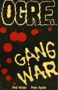 Cover Thumbnail for Ogre Ashcan Edition (Black Diamond, 1993 series) #2