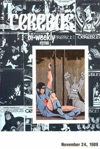 Cover Thumbnail for Cerebus Bi-Weekly (Aardvark-Vanaheim, 1988 series) #[26]