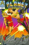 Cover for Planet Comics (A List Comics, 1997 series) #3