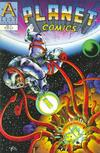 Cover for Planet Comics (A List Comics, 1997 series) #4