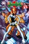 Cover for Judo Girl (Alias, 2005 series) #1 [Cover A]