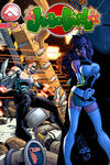 Cover for Judo Girl (Alias, 2005 series) #2