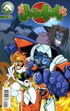 Cover for Judo Girl (Alias, 2005 series) #3