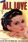 Cover for All Love (Ace Magazines, 1949 series) #32