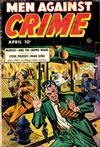 Cover for Men Against Crime (Ace Magazines, 1951 series) #4