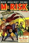Cover for Mr. Risk (Ace Magazines, 1950 series) #7