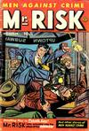 Cover for Mr. Risk (Ace Magazines, 1950 series) #2