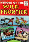 Cover for Heroes of the Wild Frontier (Ace Magazines, 1956 series) #27
