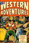 Cover for Western Adventures (Ace Magazines, 1948 series) #5