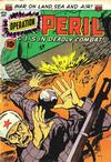 Cover for Operation: Peril (American Comics Group, 1950 series) #16