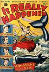 Cover for It Really Happened (Pines, 1944 series) #5