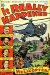 Cover for It Really Happened (Pines, 1944 series) #7