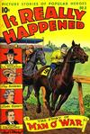 Cover for It Really Happened (Pines, 1944 series) #8