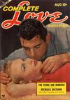 Cover for Complete Love Magazine (Ace Magazines, 1951 series) #v29#4 [172]