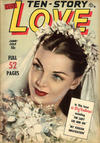 Cover for Ten-Story Love (Ace Magazines, 1951 series) #v29#3 [177]