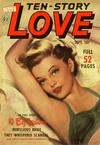 Cover for Ten-Story Love (Ace Magazines, 1951 series) #v29#4 [178]