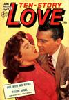 Cover for Ten-Story Love (Ace Magazines, 1951 series) #v32#3 [189]