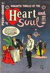 Cover for Heart and Soul (Mikeross Publications, 1954 series) #2