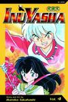Cover for InuYasha (Viz, 2003 series) #4