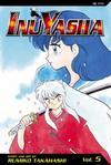 Cover for InuYasha (Viz, 2003 series) #5
