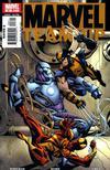 Cover for Marvel Team-Up (Marvel, 2005 series) #23