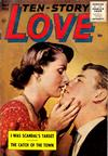 Cover for Ten-Story Love (Ace Magazines, 1951 series) #v35#4 / 202