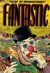 Cover for Fantastic Comics (Farrell, 1954 series) #10
