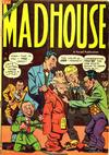 Cover for Madhouse (Farrell, 1954 series) #3