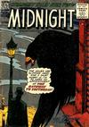 Cover for Midnight (Farrell, 1957 series) #2