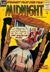 Cover for Midnight (Farrell, 1957 series) #3
