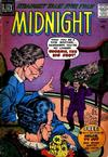 Cover for Midnight (Farrell, 1957 series) #6