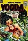 Cover for Vooda (Farrell, 1955 series) #22