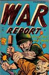 Cover for War Report (Farrell, 1952 series) #3
