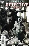 Cover for Detective Comics (DC, 1937 series) #829 [Direct Sales]