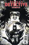 Cover for Detective Comics (DC, 1937 series) #833 [Direct Sales]