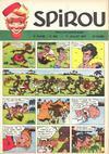 Cover for Spirou (Dupuis, 1947 series) #483
