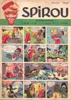 Cover for Spirou (Dupuis, 1947 series) #485