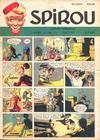 Cover for Spirou (Dupuis, 1947 series) #486