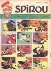 Cover for Spirou (Dupuis, 1947 series) #487