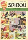 Cover for Spirou (Dupuis, 1947 series) #489